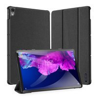 DUX DUCIS Domo Tablet Cover with Multi-angle Stand and Smart Sleep Function for Lenovo Tab P11 black