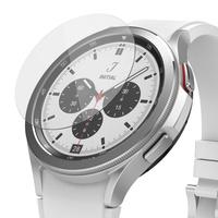 Ringke Watch IDGL 4pcs tempered glass for Samsung Galaxy Watch 4 Classic 46mm (G4as056)