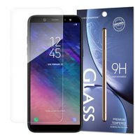 Tempered Glass 9H Screen Protector for Samsung Galaxy A6+ 2018 (A6 Plus 2018) (packaging – envelope)