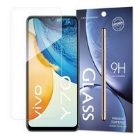 Tempered Glass 9H Screen Protector for Vivo Y70 (packaging – envelope)