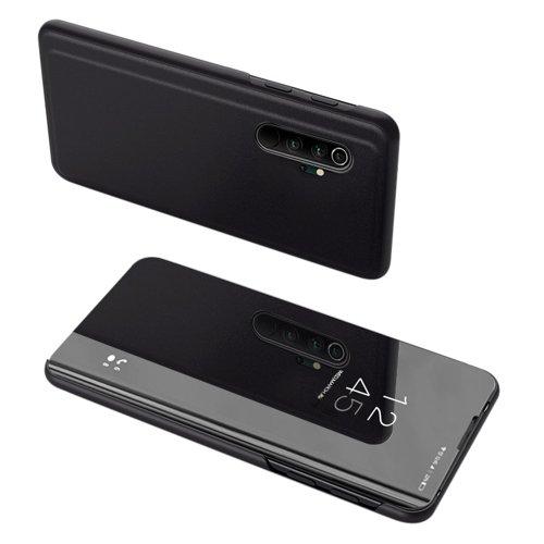 Clear View Case Cover für Xiaomi Mi Note 10 / Mi Note 10 Pro / Mi CC9 Pro schwarz